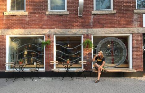 Cafe Postal