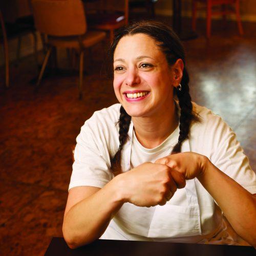 Chef Talia