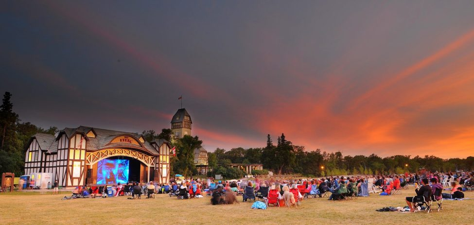 Lyric Theatre - Assiniboine Park