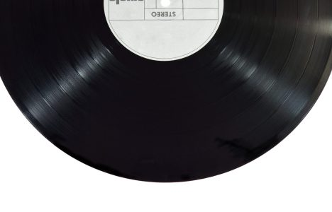 Vinyl disc - Music