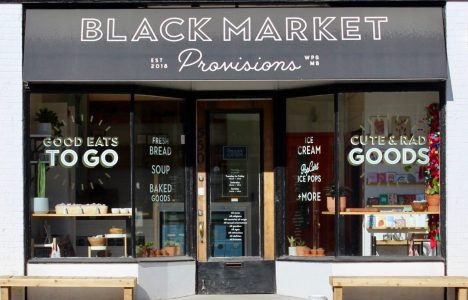 Black Market Provisions