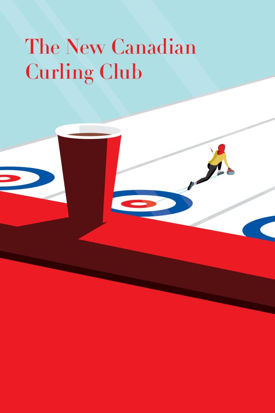 New Canadian Curling Club Royal Manitoba Theatre Centre