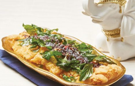 Thai Basa Fish Siam Thai