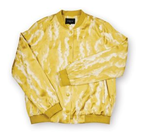 Frnch bomber jacket October Boutique
