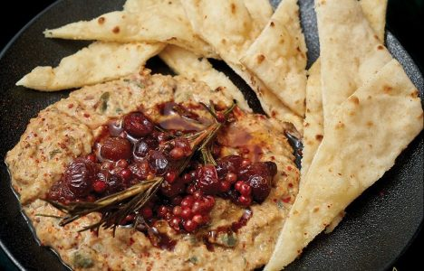 Hummus by chef Karli Smith of Cordova