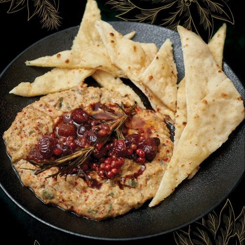 Hummus by chef Karli Smith of Cordova