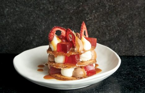 Mille Feuille by chef Dustin Pajak of Close Company