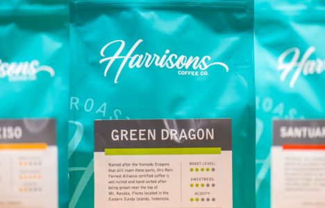 Harrisons Coffee
