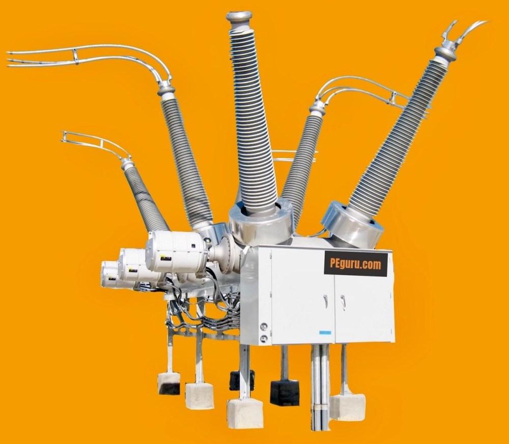medium resolution of power circuit breaker operation and control scheme