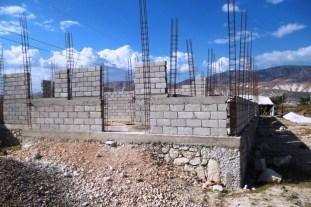 Construction school foundation
