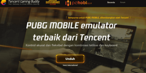 Cara Main PUBG Mobile di PC atau Leptop
