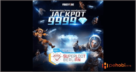 Event Jackpot Free Fire Battlegrounds