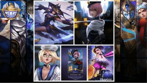 Foto 515 Unite Mobile Legends