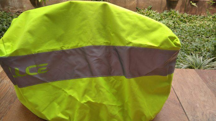 Mantel tas ketika digunakan
