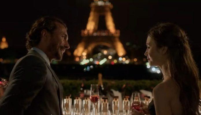 Orang Amerika di Paris