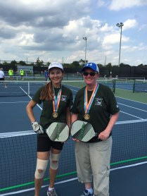 Gold Pickleball- C Bolahood, H Walker