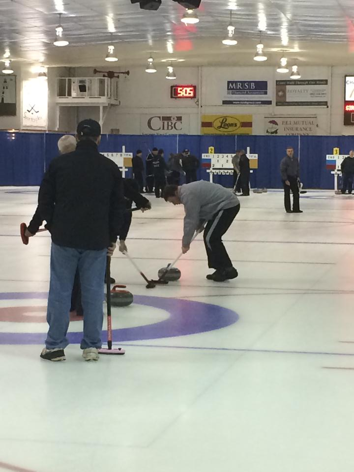 Junior Curling Starts in Eastern Kings @ Eastern Kings Sportsplex | Souris | Prince Edward Island | Canada