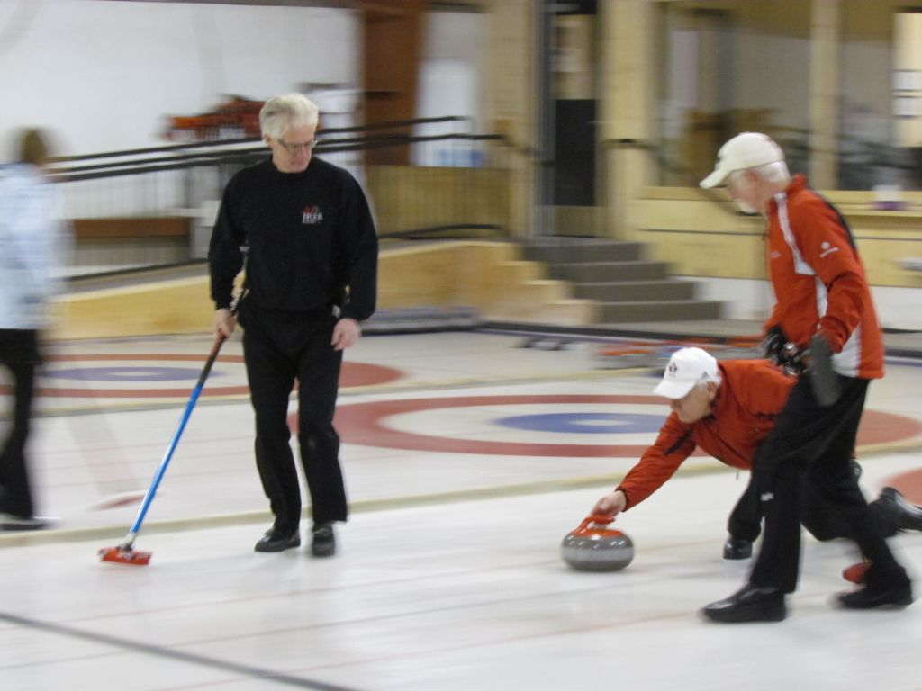 Maritime Masters Curling Ch'ship @ Silver Fox Curling and Yacht Community Complex