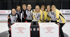 Ontario and Manitoba crowned Travelers champions (Curling Canada)