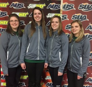 Subway AUS Ch'ship: UPEI Women finish with a win and a 3-3 record