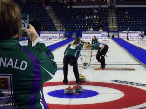 PEI skip Robyn MacPhee advances to Ford Hot Shots Final Four at Scotties (Curling Canada)