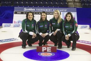 Team PEI vs Team Canada is the TSN Feature Game at 8:30 this evening