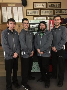 UPEI Men's Panthers are headed to the USports Curling Championships (UPEI)