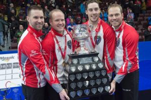 Brett Gallant, on NL's Team Gushue, becomes 1st PEI native to win the Brier (The Canadian Press in The Guardian)
