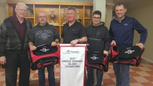 Leo Stewart rink from Silver Fox wins PEI Travelers Men's section, Crapaud vs Ch'town for women's title