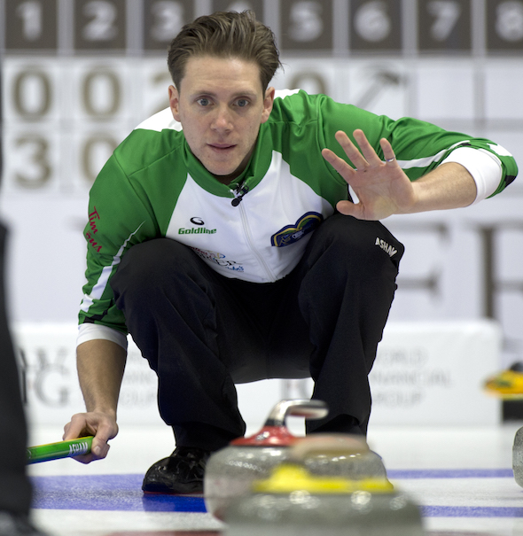 Qualifiers, including PEI's Adam Casey, unveiled for Road to the Roar in Summerside (Curling Canada)