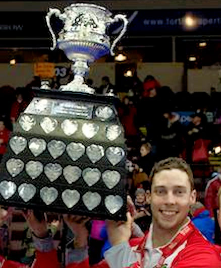Meet and Greet with Brett Gallant and the Brier Tankard trophy @ West Royalty Community Centre | Charlottetown | Prince Edward Island | Canada