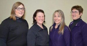 Q and A with PEI Travelers Women's Team (Curling Canada)