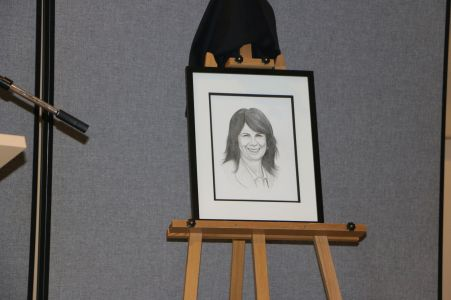 Kathy O'Rourke portrait