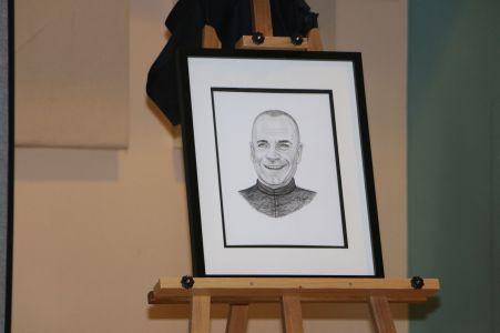 Mark O'Rourke portrait