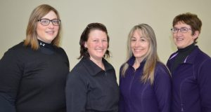 Crapaud women's team set to compete in the Travelers Curling Club Ch'ship Nov. 20-28 in Kingston ON