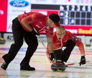 Team Balsdon savouring Home Hardware Road to the Roar experience (Curling Canada)