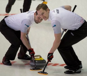 Team Thomas heads into playoffs at Home Hardware Road to the Roar (Curling Canada)