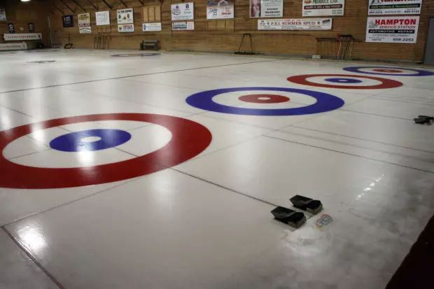 Official Reopening and Open House @ Crapaud Community Curling Club