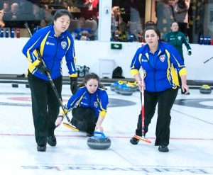 PEI women advance to Travelers quarter-finals (Curling Canada)