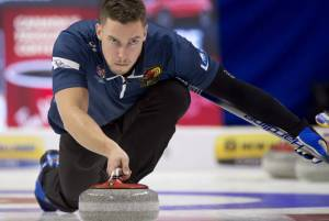 For Team Gushue 2nd Brett Gallant, the joy of competing is tinged with sadness (The Telegram)