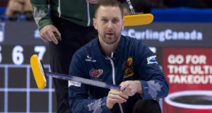 Team Gushue, with PEI's Gallant, clinches Playoff Spot at Tim Hortons Roar of the Rings (Curling Canada)