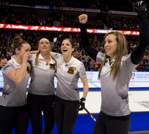 Team Homan to curl for Canada in Pyeongchang, South Korea (Curling Canada)