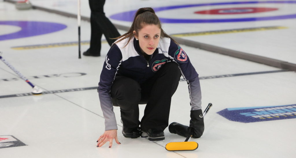 PEI's MacFadyen picks up 1st win at Canadian Juniors, Ontario women move into 3-0 tie with Lenentine (Curling Canada)