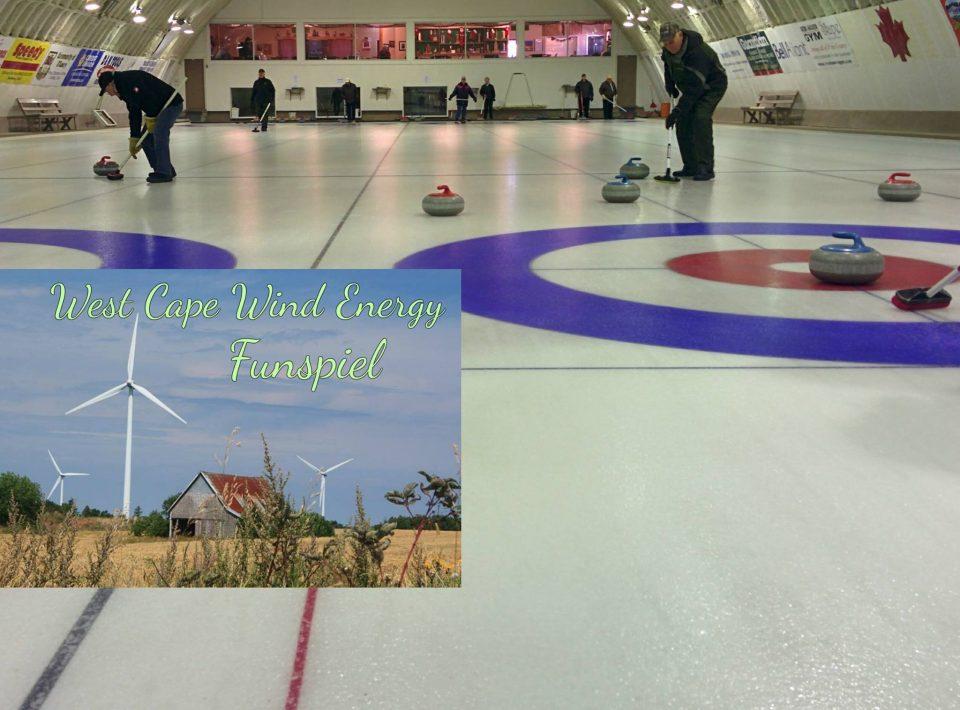 West Cape Wind Energy Funspiel @ Maple Leaf Curling Club