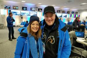 CBC Curling Anchor Bruce Rainnie has nothing but praise for South Korea's Olympic effort (The Guardian)
