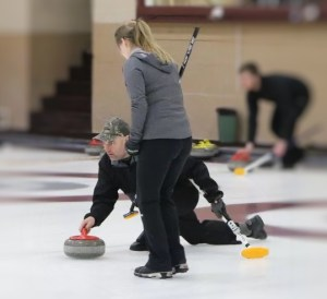 """Smith/Ferguson wins Mixed Doubles """"C"""" final- can win ch'ship at 12:45 draw"""