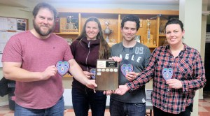Jamie Newson rink wins PEI Mixed (fours) Ch'ship