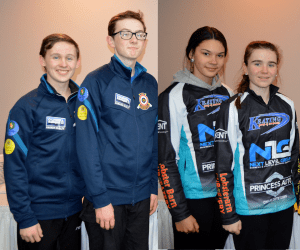 "Mitchell Schut team wins PEI Mixed ""B"" final over Jamie Newson squad"