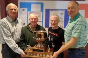 Bill Hope rink wins PEI Senior Men's championship
