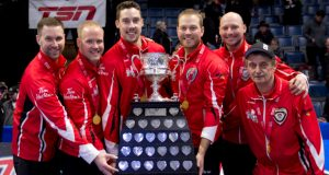 Team Canada goes back-to-back at the Tim Hortons Brier (Curling Canada)